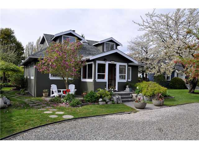 Main Photo: 3171 DOUGLAS in Richmond: Sea Island House for sale : MLS®# V947036
