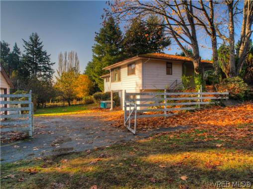 Main Photo: 3769 Duke Road in VICTORIA: Me Albert Head Single Family Detached for sale (Metchosin)  : MLS®# 318191