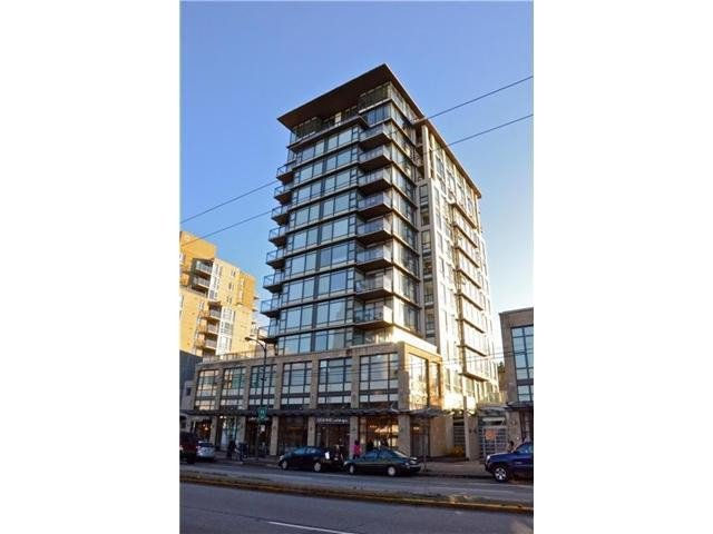 "Main Photo: # 503 1068 W BROADWAY BB in Vancouver: Fairview VW Condo for sale in ""THE ZONE"" (Vancouver West)  : MLS®# V1022245"