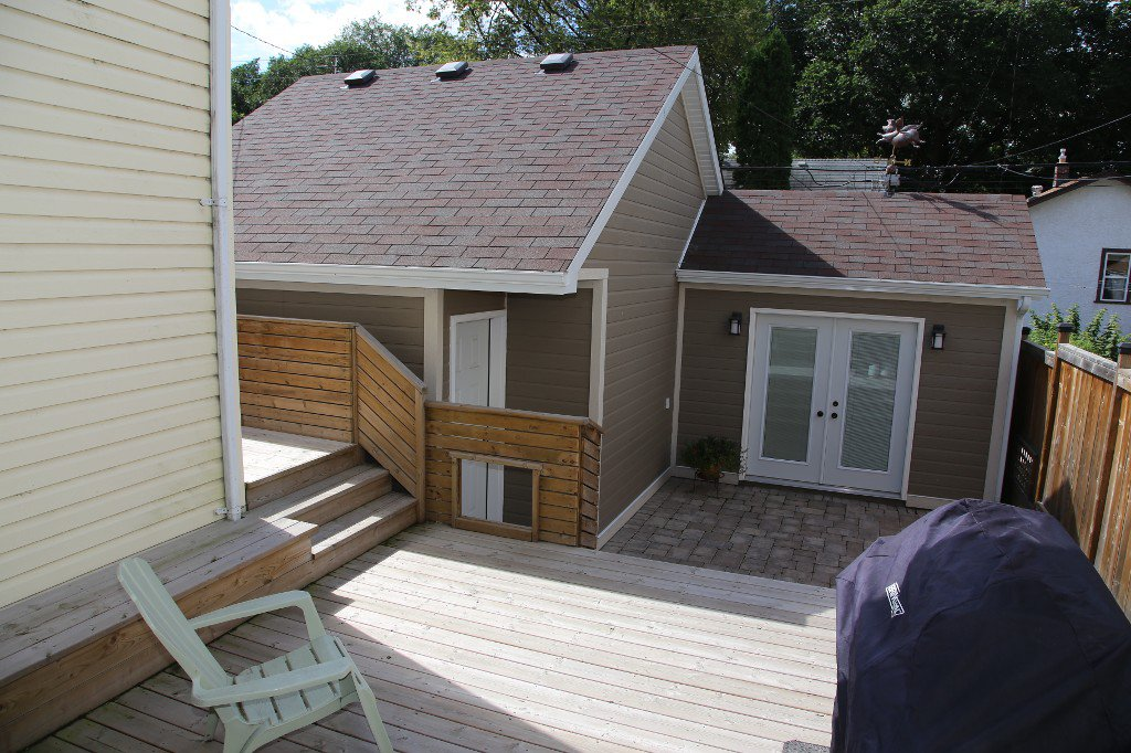Photo 26: Photos: 36 Home Street in Winnipeg: Wolseley Single Family Detached for sale (West Winnipeg)  : MLS®# 1422024