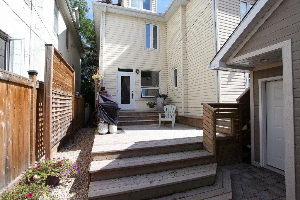 Photo 37: Photos: 36 Home Street in Winnipeg: Wolseley Single Family Detached for sale (West Winnipeg)  : MLS®# 1422024