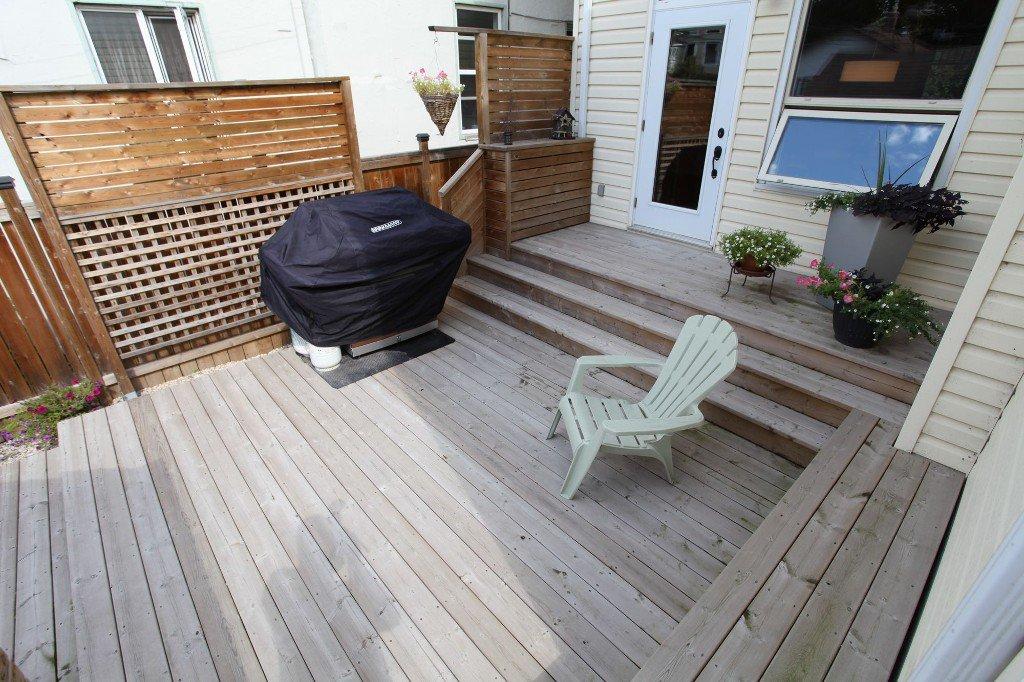 Photo 34: Photos: 36 Home Street in Winnipeg: Wolseley Single Family Detached for sale (West Winnipeg)  : MLS®# 1422024
