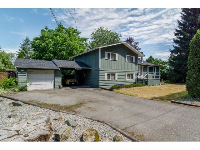 Main Photo: 20681 44TH AV in Langley: Langley City House for sale : MLS®# F1445433