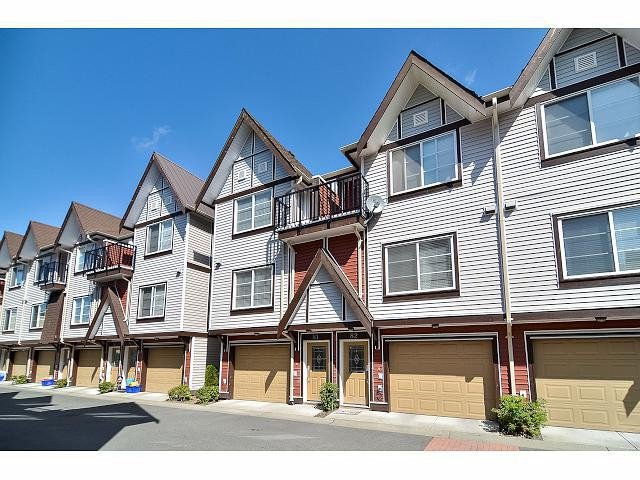 Main Photo: : Townhouse for sale : MLS®# f1419516