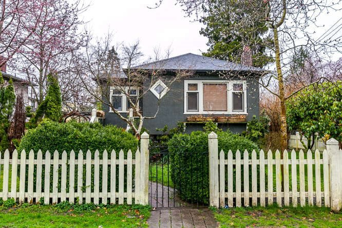 Main Photo: 808 E 28TH AVENUE in Vancouver: Fraser VE House for sale (Vancouver East)  : MLS®# R2154503
