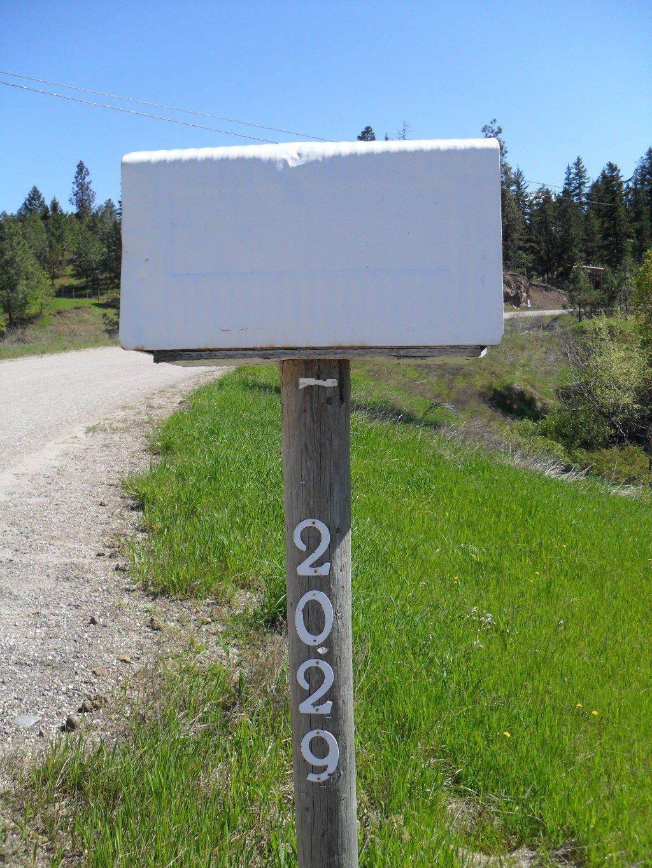 Main Photo: 2029 Duck Range Rd in Kamloops: Pritchard House for sale : MLS®# 140204