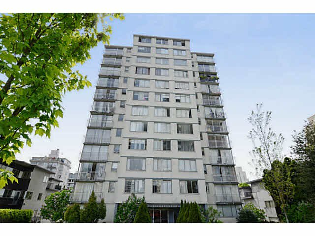 Main Photo: Map location: 601 1250 Burnaby Street in Vancouver: Condo for sale : MLS®# R238705
