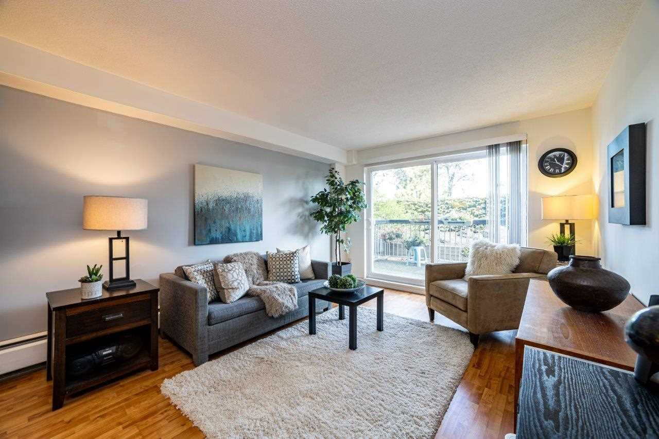 "Main Photo: 108 774 GREAT NORTHERN Way in Vancouver: Mount Pleasant VE Condo for sale in ""Pacific Terraces"" (Vancouver East)  : MLS®# R2411299"