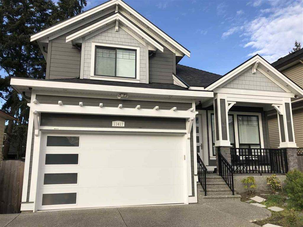 Main Photo: 11417 87A Avenue in Delta: Annieville House for sale (N. Delta)  : MLS®# R2417676
