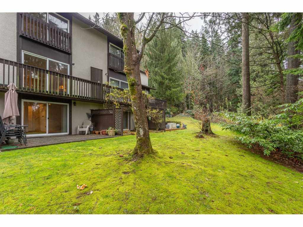 "Photo 18: Photos: 21 MERCIER Road in Port Moody: North Shore Pt Moody Townhouse for sale in ""SENTINEL HILL"" : MLS®# R2421909"