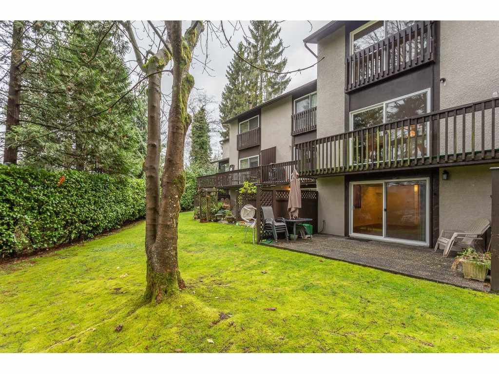 "Photo 20: Photos: 21 MERCIER Road in Port Moody: North Shore Pt Moody Townhouse for sale in ""SENTINEL HILL"" : MLS®# R2421909"