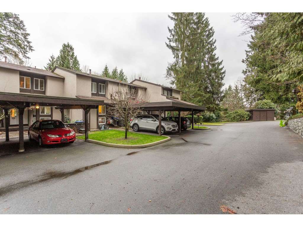 "Photo 2: Photos: 21 MERCIER Road in Port Moody: North Shore Pt Moody Townhouse for sale in ""SENTINEL HILL"" : MLS®# R2421909"