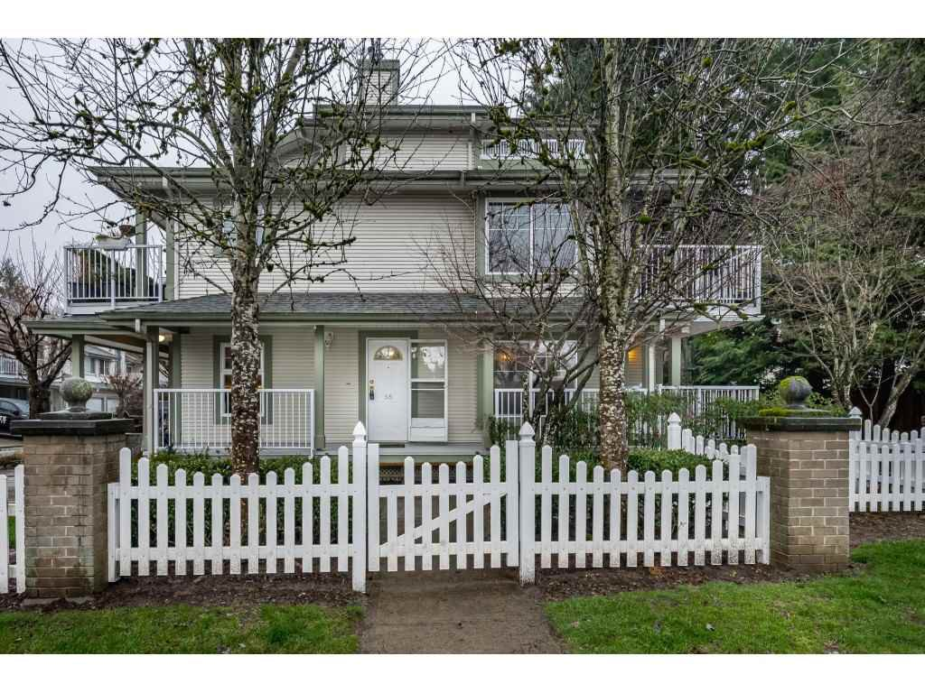 "Main Photo: 55 8892 208 Street in Langley: Walnut Grove Townhouse for sale in ""Hunters Run"" : MLS®# R2435766"