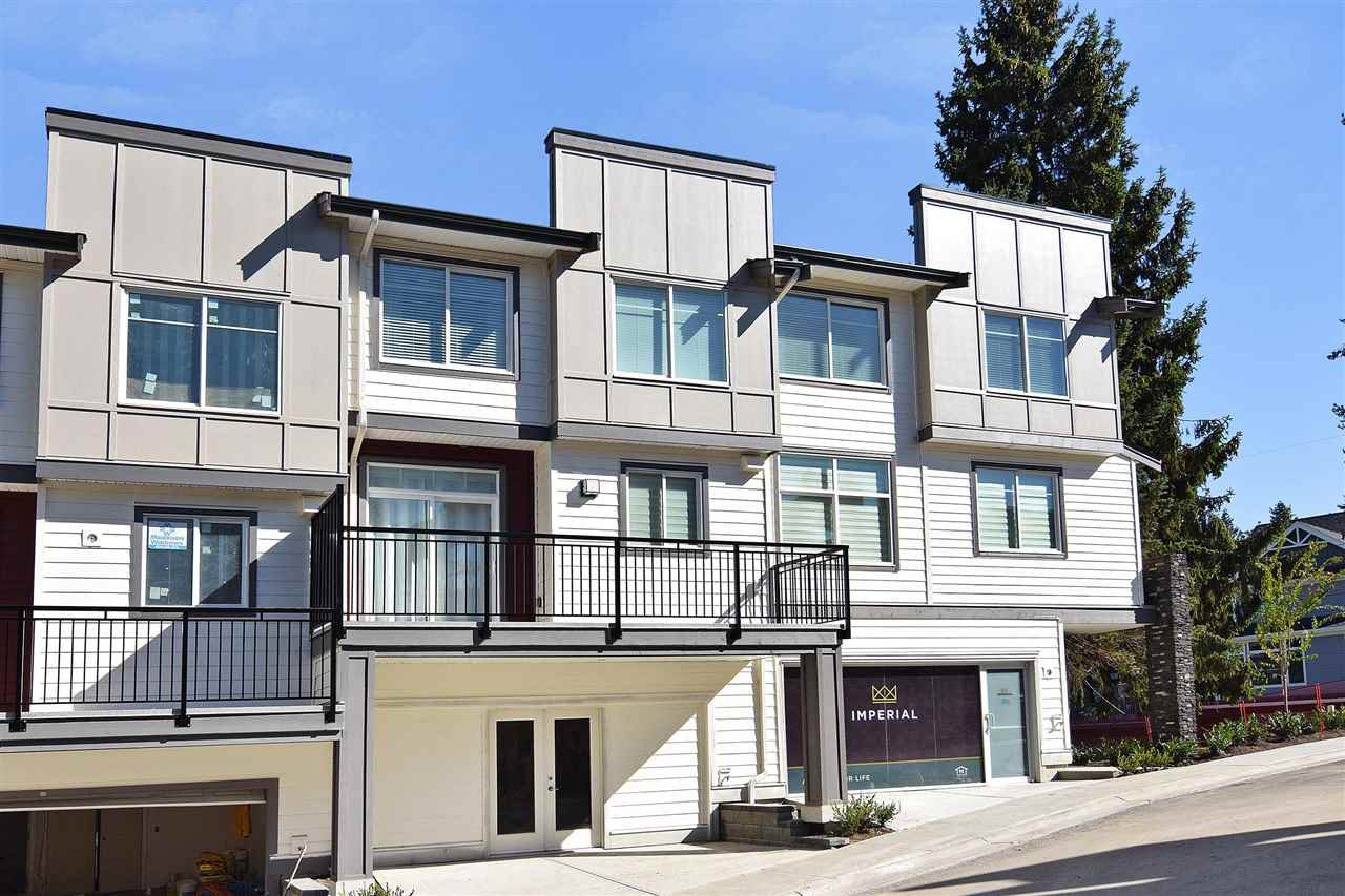 Main Photo: 53 15665 MOUNTAIN VIEW DRIVE in Surrey: Grandview Surrey Townhouse for sale (South Surrey White Rock)  : MLS®# R2418920