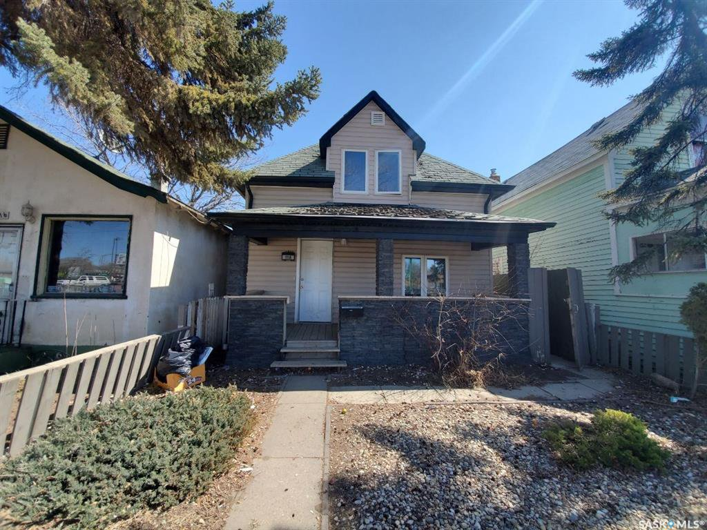 Main Photo: 118 F Avenue South in Saskatoon: Riversdale Residential for sale : MLS®# SK805881