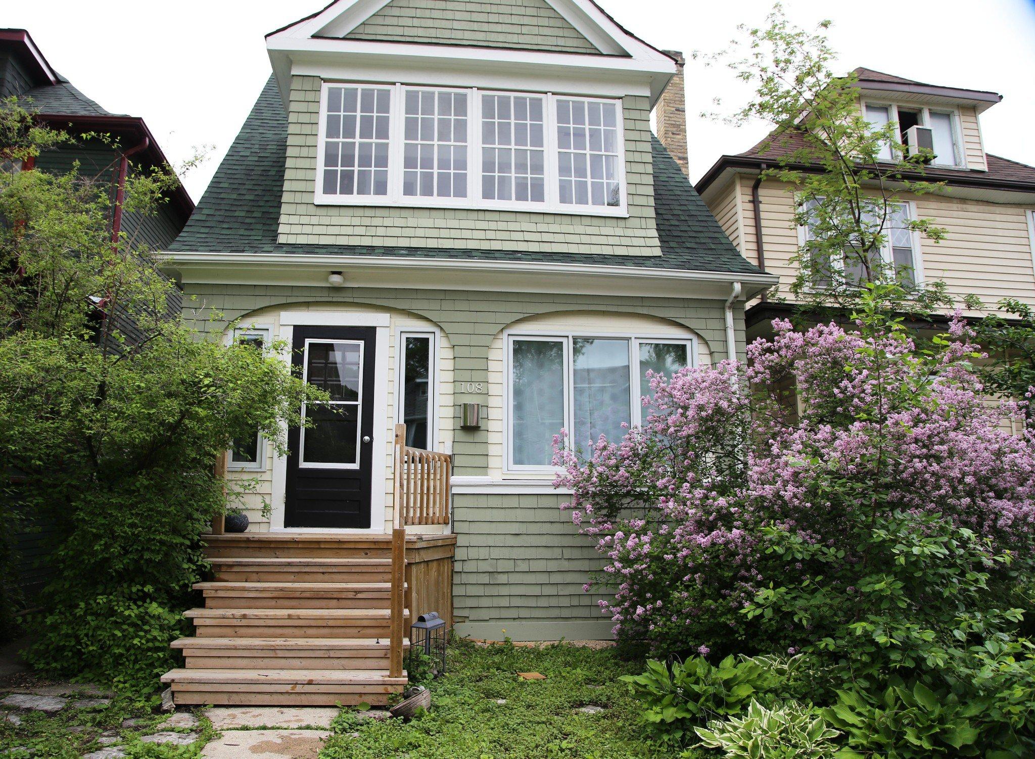 Photo 1: Photos: 108 LENORE Street in Winnipeg: Wolseley Single Family Detached for sale (5B)  : MLS®# 202013079