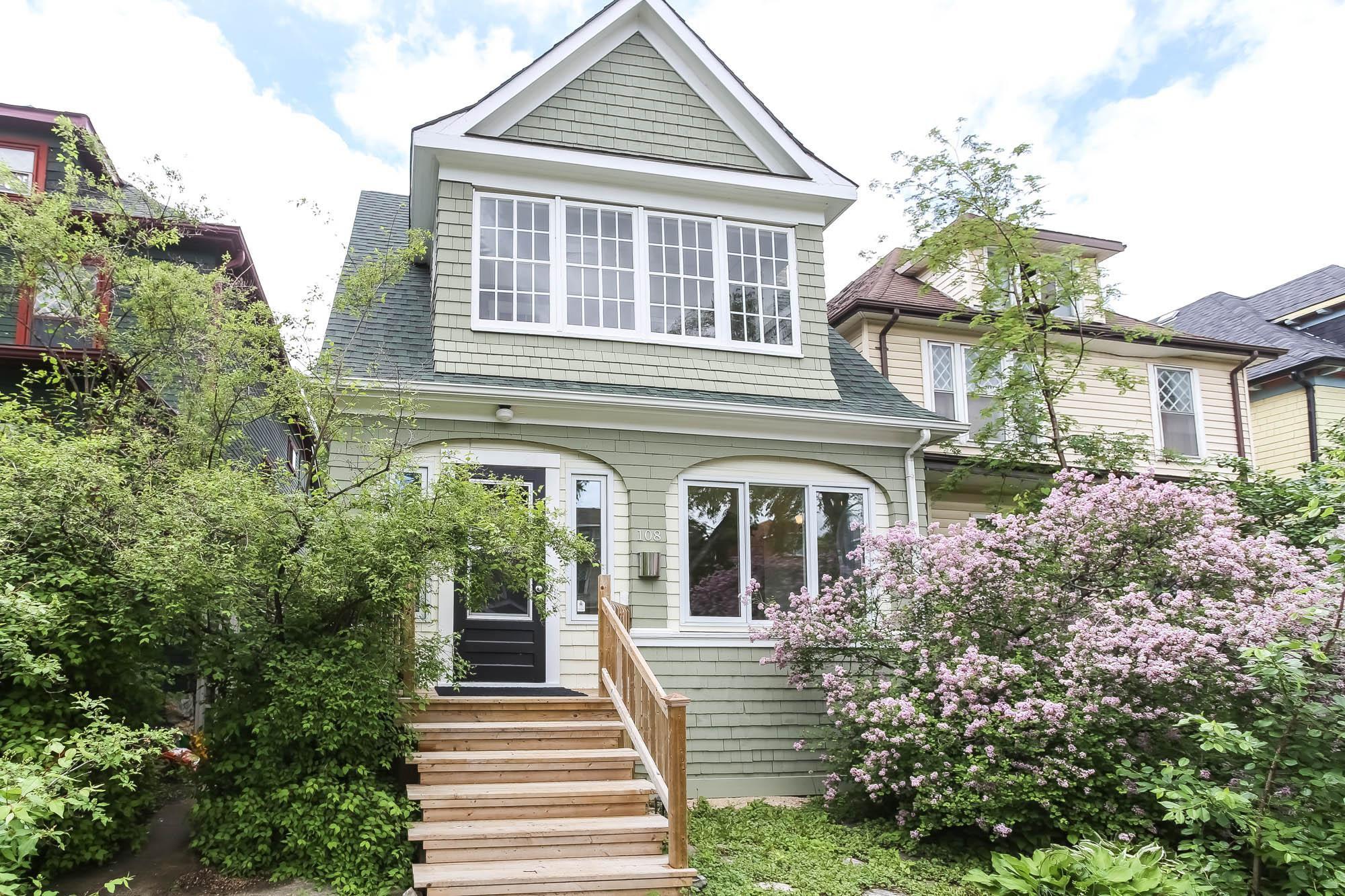 Photo 43: Photos: 108 LENORE Street in Winnipeg: Wolseley Single Family Detached for sale (5B)  : MLS®# 202013079