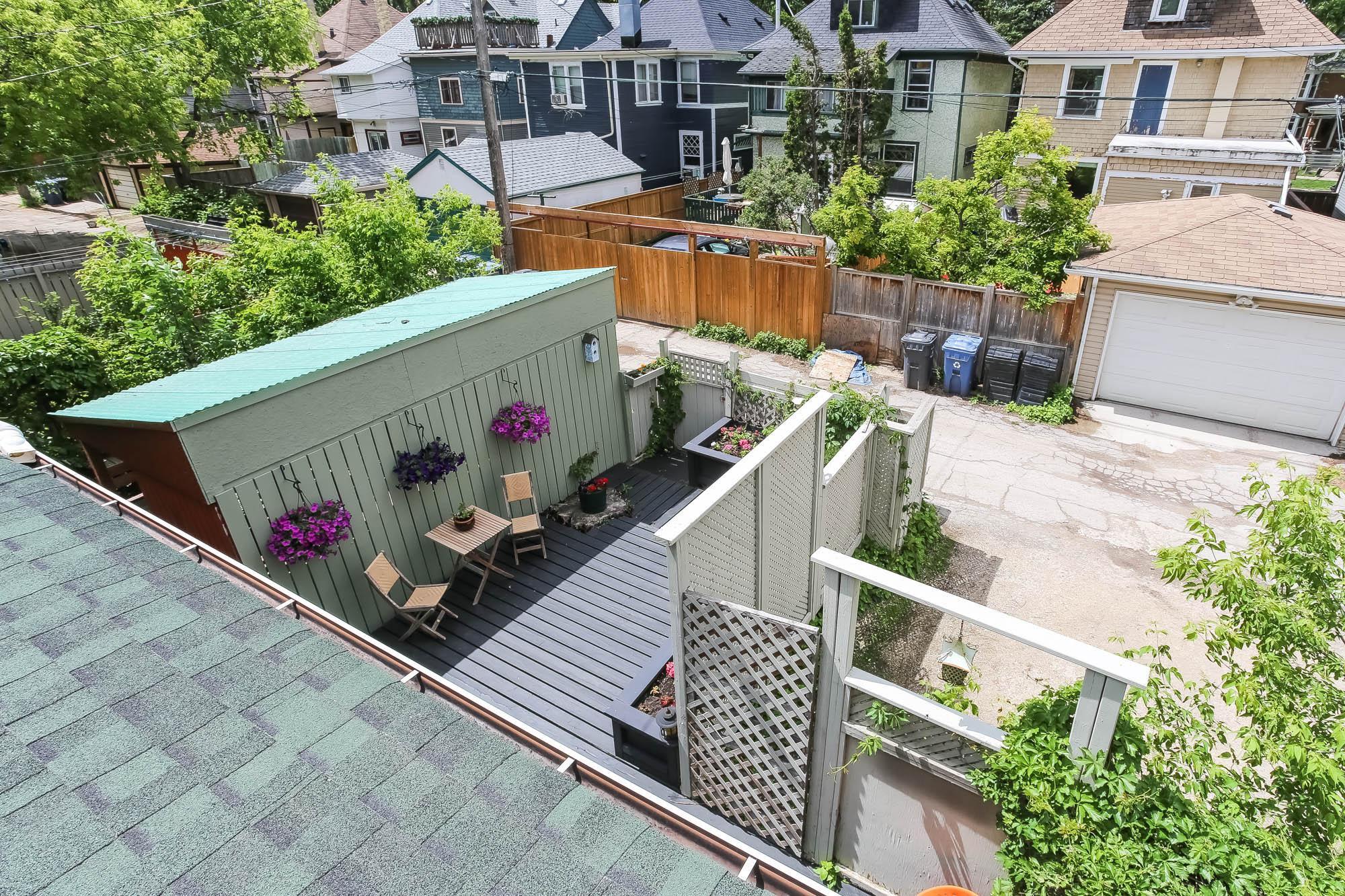 Photo 33: Photos: 108 LENORE Street in Winnipeg: Wolseley Single Family Detached for sale (5B)  : MLS®# 202013079