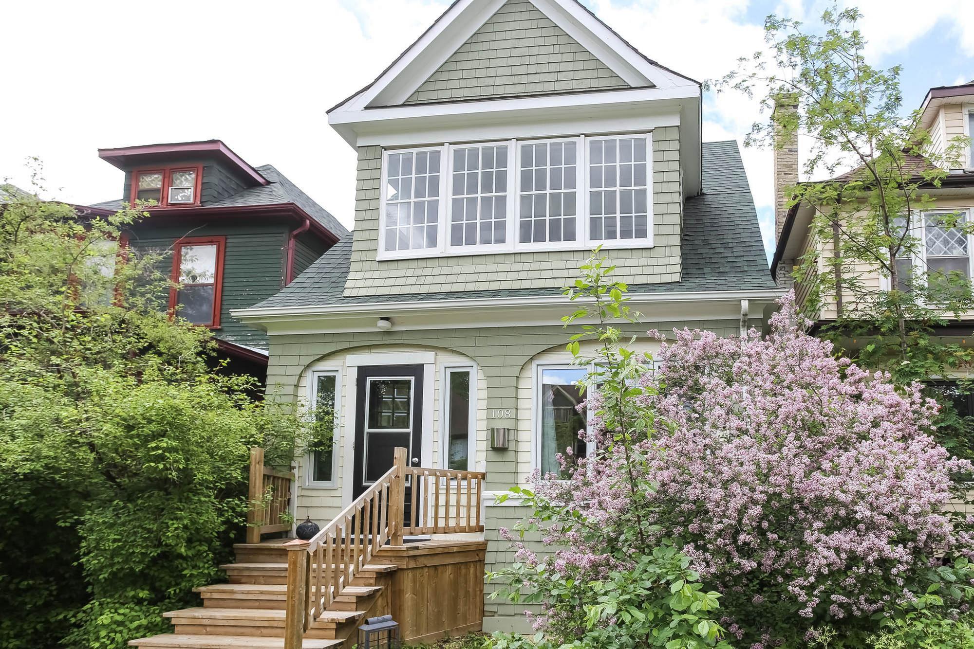 Photo 3: Photos: 108 LENORE Street in Winnipeg: Wolseley Single Family Detached for sale (5B)  : MLS®# 202013079