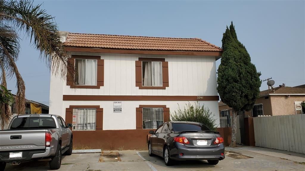 Main Photo: Property for sale: 3741 Marlborough Ave in San Diego
