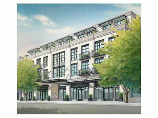 """Main Photo: 203 4355 W 10TH Avenue in Vancouver: Point Grey Condo for sale in """"IRON & WHYTE"""" (Vancouver West)  : MLS®# V938003"""