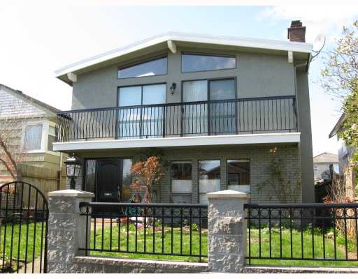 Main Photo: 5009 SHERBROOKE ST in : Knight House for sale : MLS®# V700463