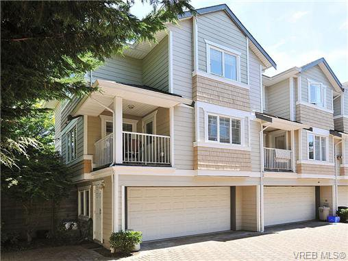 Main Photo: 3850 Stamboul St in VICTORIA: SE Mt Tolmie Row/Townhouse for sale (Saanich East)  : MLS®# 646532
