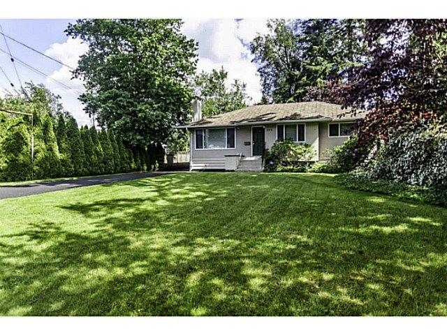 Main Photo: 890 EILDON ST in Port Moody: Glenayre House for sale : MLS®# V1066896