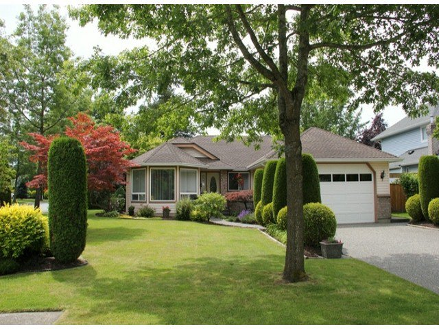 """Main Photo: 22122 46 Avenue in Langley: Murrayville House for sale in """"Upper Murrayville"""" : MLS®# F1416909"""