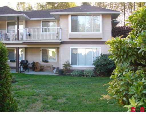 "Main Photo: 1750 MCKENZIE Road in Abbotsford: Poplar Townhouse for sale in ""ALDERGLEN"" : MLS®# F2625362"