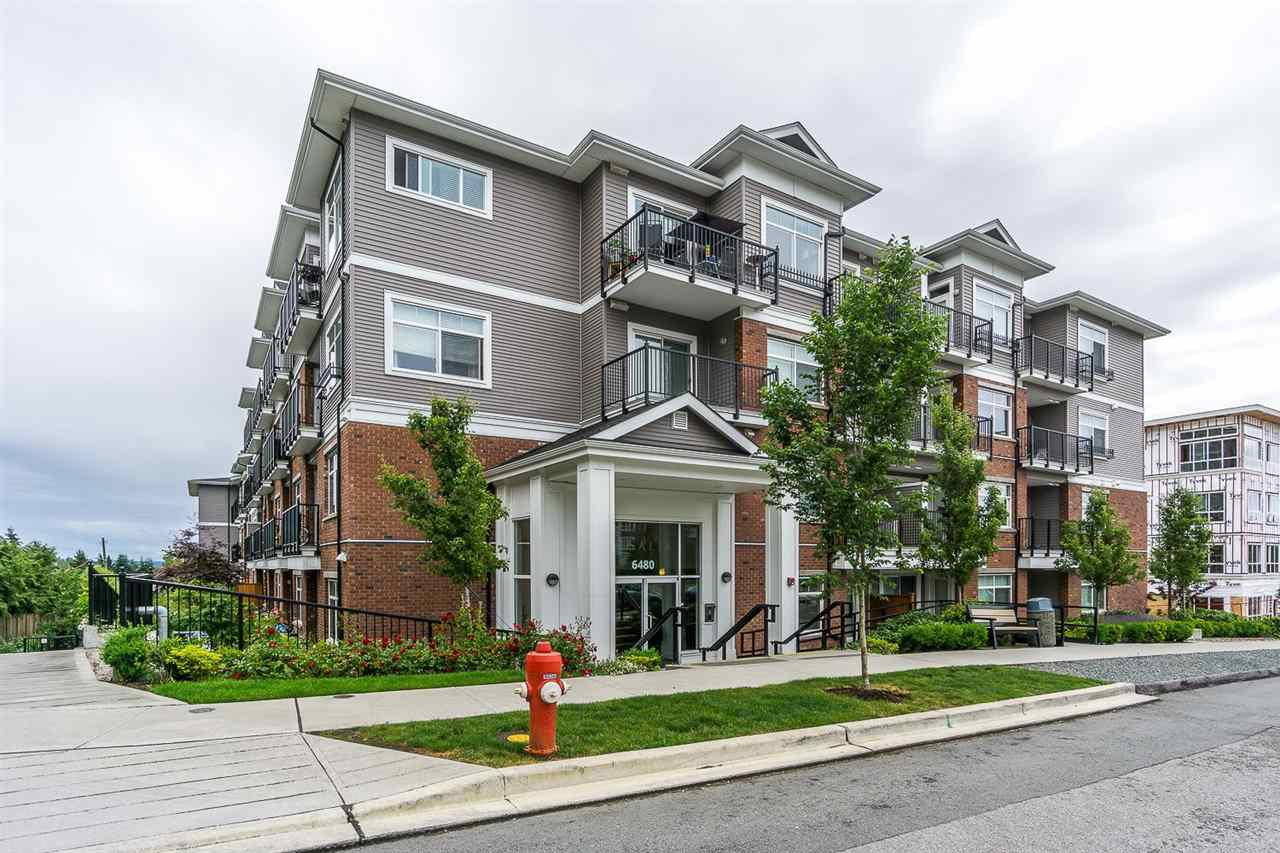 Main Photo: 415 6480 195A STREET in Surrey: Clayton Condo for sale (Cloverdale)  : MLS®# R2079475
