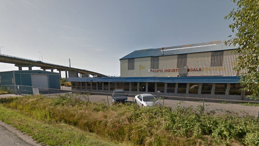 Industrial Property for Lease 9111 River Drive Richmond, BC