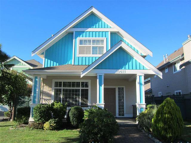 Main Photo: 10411 Shepherd Drive in Richmond: West Cambie House for sale : MLS®# R2117302