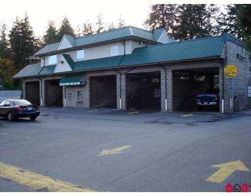 Main Photo: Car wash with property in Surrey in Surrey: Business with Property for sale : MLS®# F3400318
