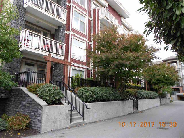 Main Photo: 216 2477 KELLY Avenue in PORT COQ.: Central Pt Coquitlam Condo for sale (Port Coquitlam)  : MLS®# R2214976