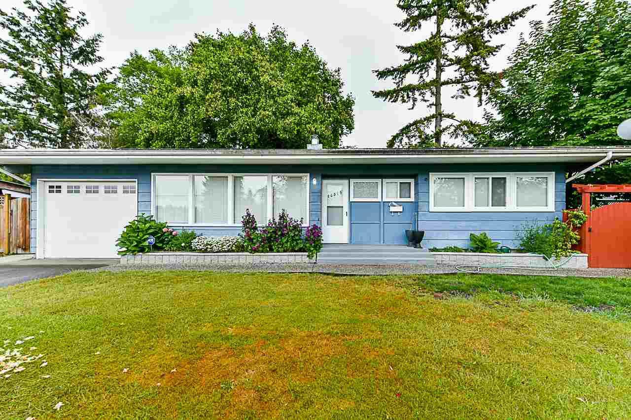 Main Photo: 10316 127 Street in Surrey: Cedar Hills House for sale (North Surrey)  : MLS®# R2403648