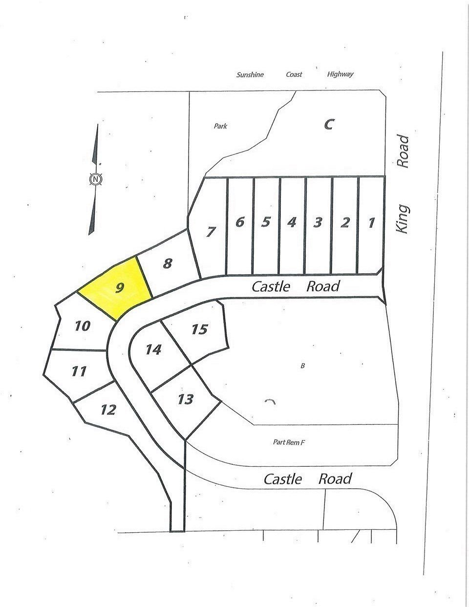 "Photo 1: Photos: LOT 9 CASTLE Road in Gibsons: Gibsons & Area Land for sale in ""KING & CASTLE"" (Sunshine Coast)  : MLS®# R2422418"