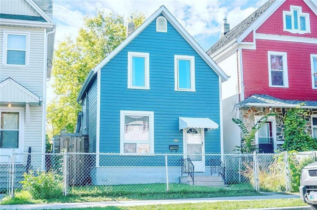 Main Photo: 426 Furby Street in Winnipeg: West End Residential for sale (5A)  : MLS®# 202001701