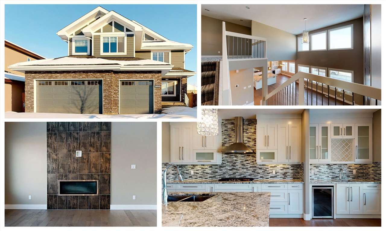 Main Photo:  in Edmonton: Zone 59 House for sale : MLS®# E4187105