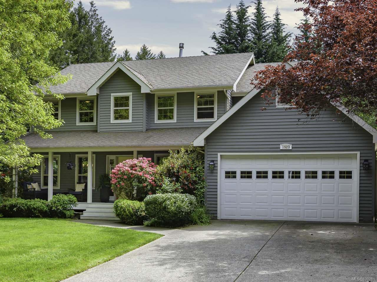 Main Photo: 1523 Eton Rd in COMOX: CV Comox (Town of) Single Family Detached for sale (Comox Valley)  : MLS®# 839281