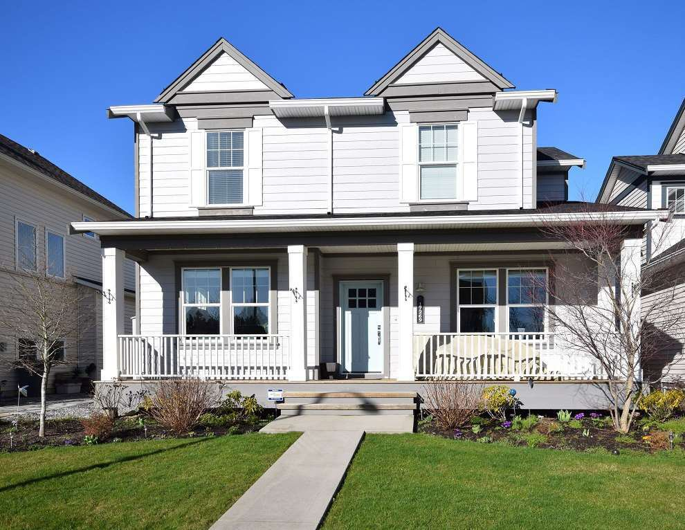 Main Photo: 17269 3A AVENUE in Surrey: Pacific Douglas Home for sale ()  : MLS®# R2034646