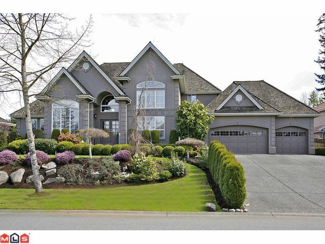 """Main Photo: 2548 138A Street in Surrey: Elgin Chantrell House for sale in """"PENINSULA PARK"""" (South Surrey White Rock)  : MLS®# F1210128"""
