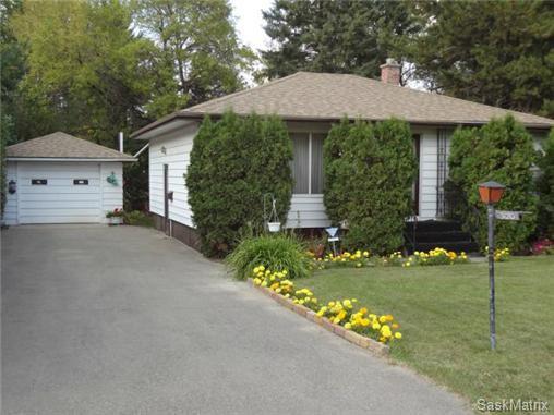 Main Photo: 3120 Caen Street in Saskatoon: Montgomery Place Single Family Dwelling for sale (Saskatoon Area 05)