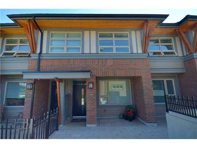 Main Photo: 4525 PRINCE ALBERT Street in Vancouver: Fraser VE Condo for sale (Vancouver East)  : MLS®# V963558