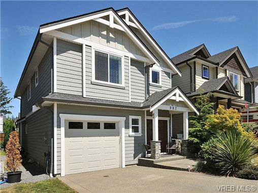 Main Photo: 982 Tayberry Terr in VICTORIA: La Happy Valley Single Family Detached for sale (Langford)  : MLS®# 646442