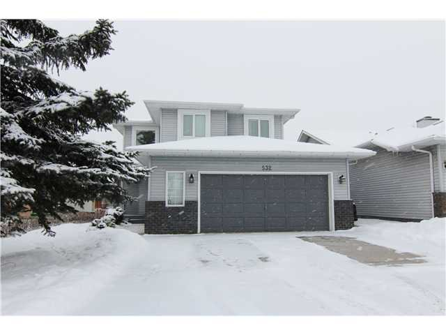 Main Photo: 532 Riverbend Drive SE in Calgary: Riverbend Residential Detached Single Family for sale : MLS®# C3606476