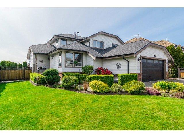 Main Photo: 18746 56B AV in Surrey: Cloverdale BC House for sale (Cloverdale)  : MLS®# F1437247