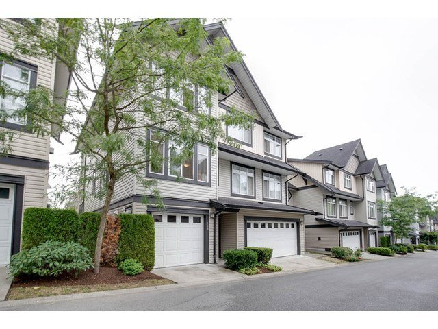 Main Photo: # 100 19932 70 AV in Langley: Willoughby Heights Townhouse for sale : MLS®# F1449653