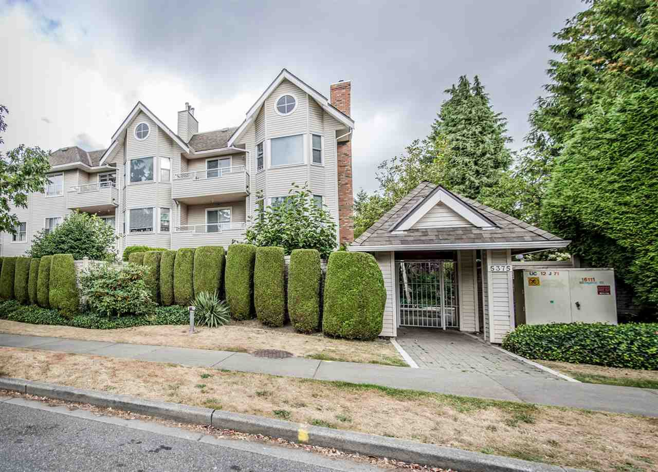 Main Photo: 105 5375 VICTORY STREET in Burnaby: Metrotown Condo for sale (Burnaby South)  : MLS®# R2103337