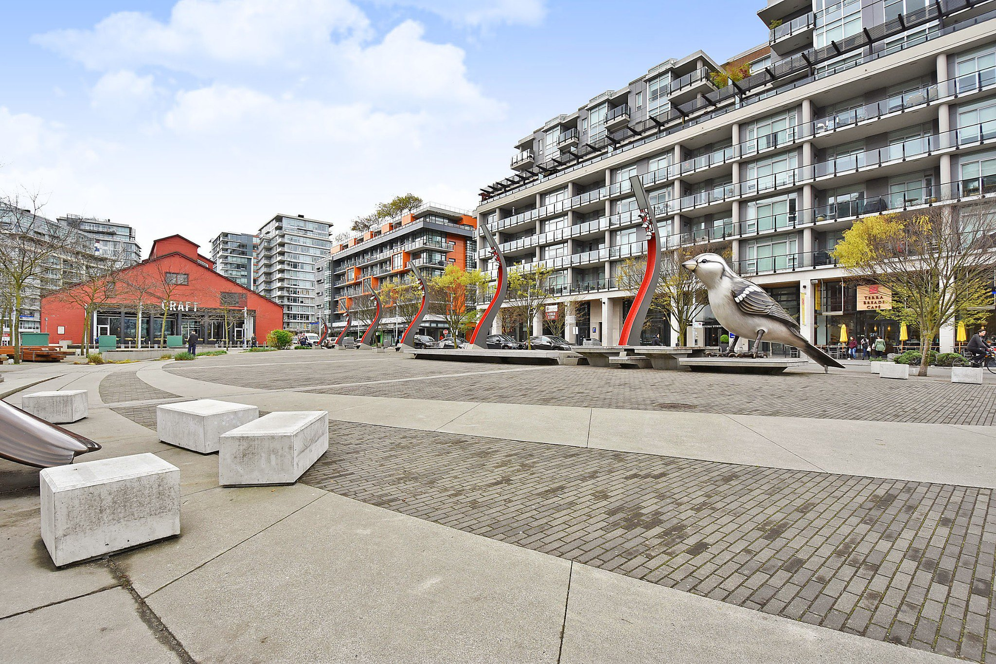 Photo 20: Photos: 306 138 W 1ST AVENUE in Vancouver: False Creek Condo for sale (Vancouver West)  : MLS®# R2360592